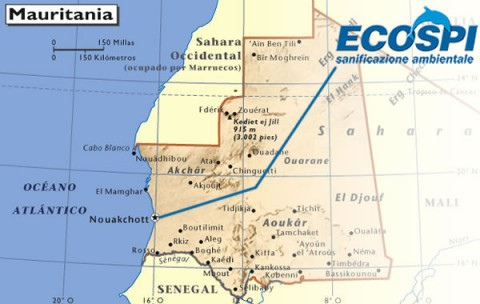 ECOSPI in Africa: Mauritania